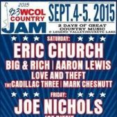 92.3 WCOL Country Jam - 2 Day Pass tickets