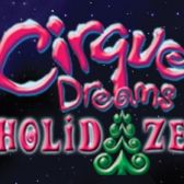 A Cirque Christmas tickets
