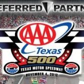 AAA Texas 500 - NASCAR tickets