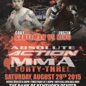 Absolute Action MMA tickets
