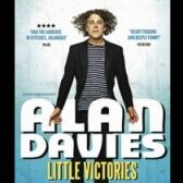 Alan Davies - Little Victories tickets