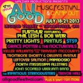 All Good Music Festival tickets