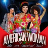 American Woman - The Musical tickets