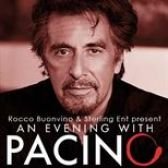 An Evening with Al Pacino tickets