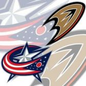 Anaheim Ducks Vs. Columbus Blue Jackets tickets
