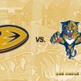Anaheim Ducks Vs. Florida Panthers tickets