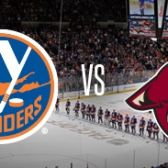Arizona Coyotes Vs. New York Islanders tickets