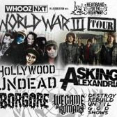 Asking Alexandria & Hollywood Undead tickets