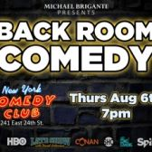 Back Room Comedy ft. Luis J. Gomez tickets