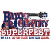 Bayou Country Superfest - 2 Day Pass tickets