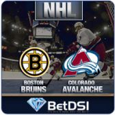 Boston Bruins Vs. Colorado Avalanche tickets
