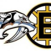 Boston Bruins Vs. Nashville Predators tickets