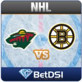 Boston Bruins vs. Minnesota Wild tickets