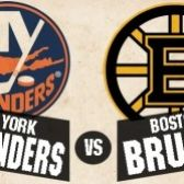 Boston Bruins vs. New York Islanders tickets