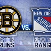Boston Bruins vs. New York Rangers tickets
