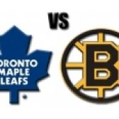 Boston Bruins vs. Toronto Maple Leafs tickets
