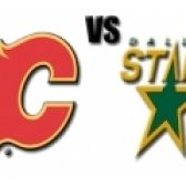 Calgary Flames vs. Dallas Stars tickets