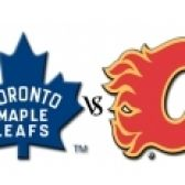 Calgary Flames vs. Toronto Maple Leafs tickets
