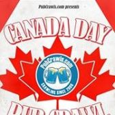 Canada Day PubCrawl Vancouver tickets