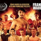Championship Boxing - Frank Warren tickets