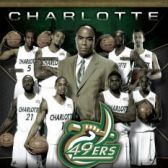 Charlotte 49ers Basketball tickets