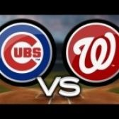 Chicago Cubs vs. Washington Nationals tickets