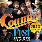 Chippewa Valley Country Fest tickets