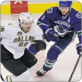 Dallas Stars Vs. Vancouver Canucks tickets