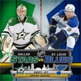 Dallas Stars vs. St. Louis Blues tickets