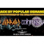 Def Leppard  Whitesnake tickets