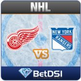 Detroit Red Wings vs. New York Rangers tickets