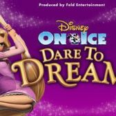Disney on Ice: Dare to Dream tickets