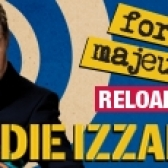 Eddie Izzard - Force Majeure Reloaded tickets