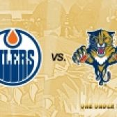 Edmonton Oilers Vs. Florida Panthers tickets