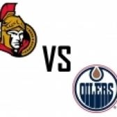 Edmonton Oilers Vs. Ottawa Senators tickets