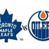 Edmonton Oilers vs. Toronto Maple Leafs tickets