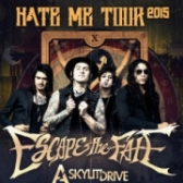 Escape The Fate  A Skylit Drive tickets