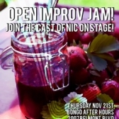 Face Off Improv Holiday JAM! tickets