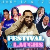 Festival of Laughs tickets
