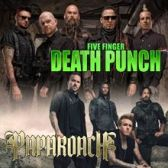 Five Finger Death Punch and Papa Roach tickets