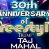 Freestyle 30th Anniversary tickets