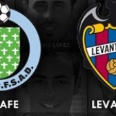 Getafe / Getafe - Levante tickets