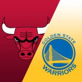 Golden State Warriors vs. Chicago Bulls tickets