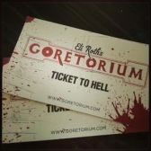 Goretorium tickets