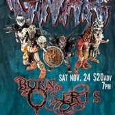 Gwar  Born of Osiris  Battlecross tickets