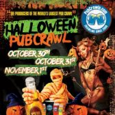 Halloween Hangover PubCrawl Houston tickets
