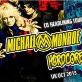Hardcore Superstar & Michael Monroe tickets