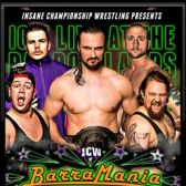 ICW: Barramania tickets