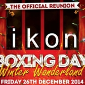 Ikon Boxing Day Special tickets