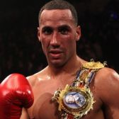 James DeGale tickets